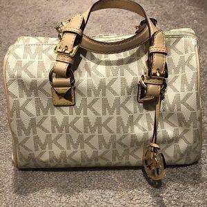 Michael Kors Grayson medium satchel